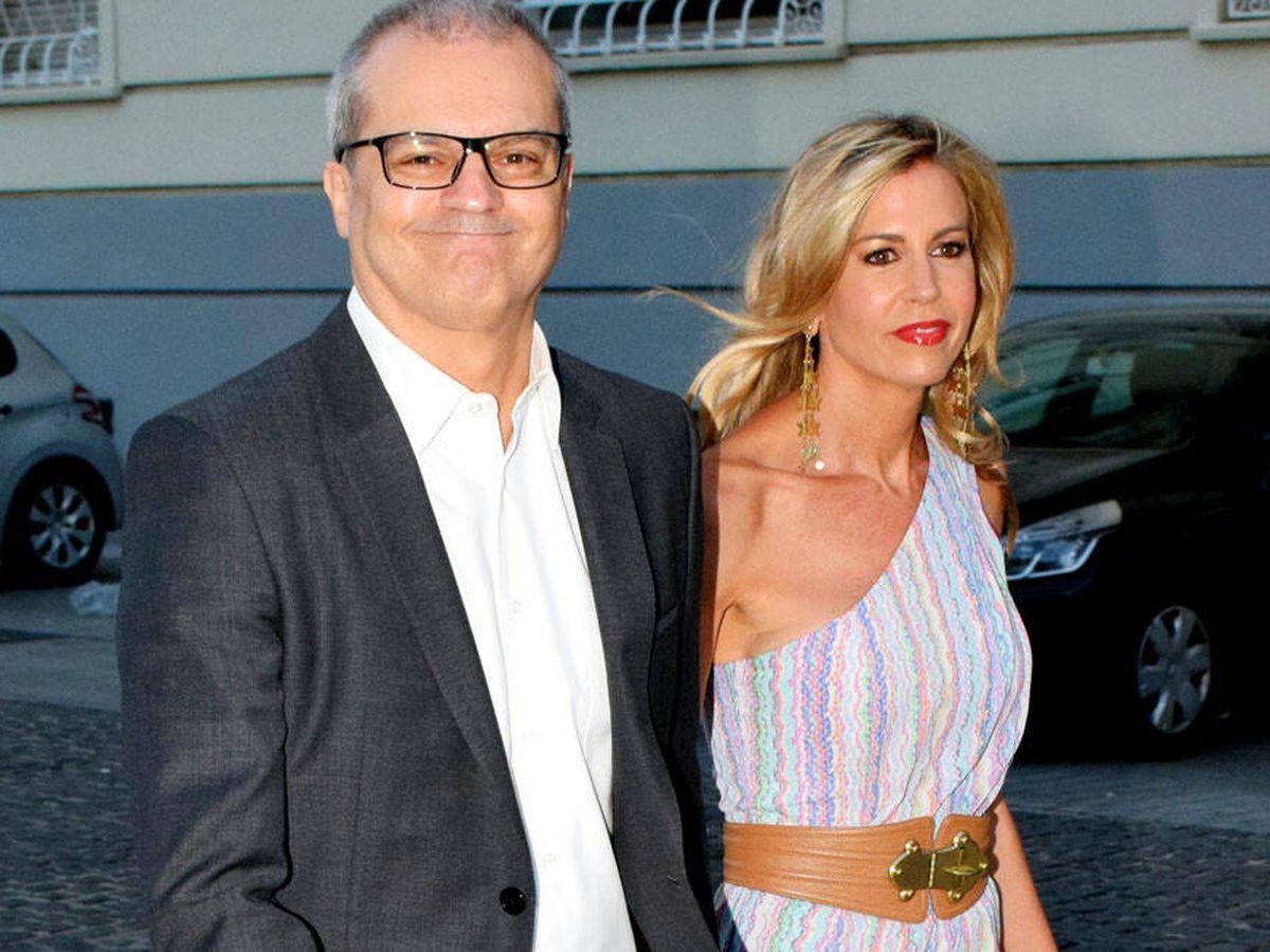 Foto: Ramón García y Patricia Cerezo. (EFE)
