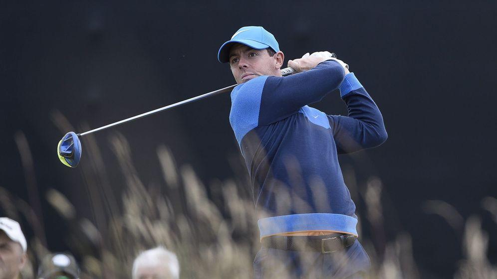 Foto: Rory McIlroy incendió el mundo del golf con unas polémicas declaraciones (EFE)