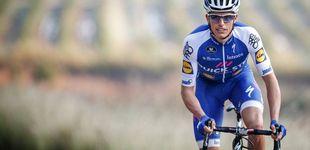 Post de Enric Mas, el discípulo de Contador y promesa del ciclismo español