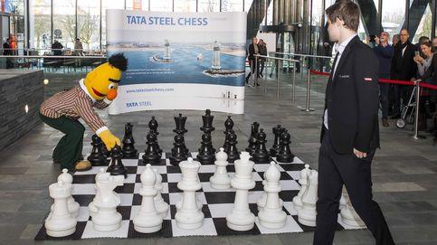 Partida amistosa de ajedrez en Holanda