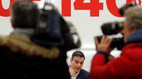 El PSOE evita la autocrítica y no descarta ya la coalición con Podemos