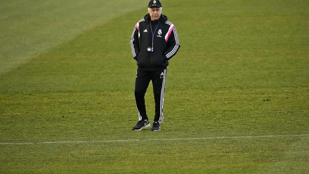 Ancelotti mete la marcha atrás y ya no da por hecha su renovación