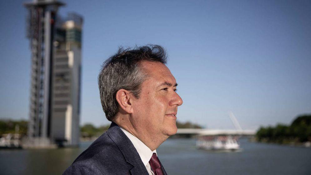 Foto: El alcalde de Sevilla, Juan Espadas. (Fernando Ruso)