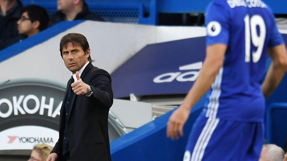 El vestuario del Chelsea no aguanta a Conte y Diego Costa ya lo destapó