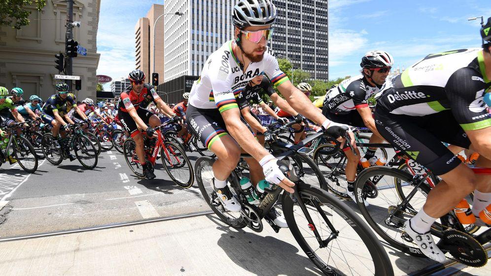 Foto: Podemos comprar su maillot, pero no necesitamos tener una bicicleta como la suya, la de Peter Sagan.