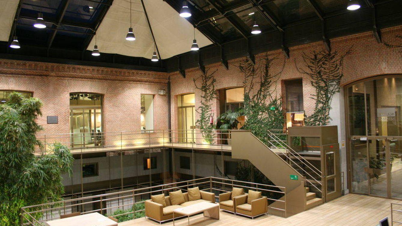 Logicor - Carrefour oficinas centrales madrid ...