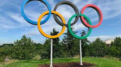 Una niña anima a las deportistas olímpicas y se hace viral en redes