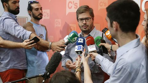 Hervías se garantiza un sillón en Cs desde Sevilla y pacta ser senador por Andalucía