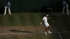 Federer es infalible y gana su octavo Wimbledon ante Cilic