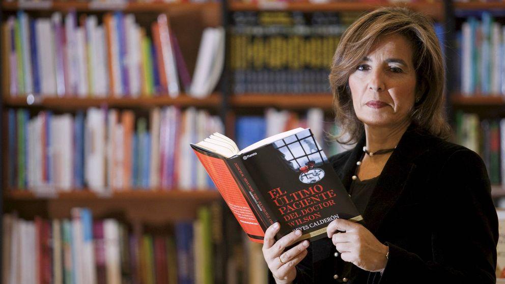 Los crímenes de Reyes Calderón, la dama negra del 'best seller' policial