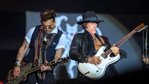 El guitarrista de Aerosmith Joe Perry, hospitalizado tras sufrir un desmayo