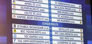 Post de El Sevilla se medirá al Istambul Basaksehir en la previa de la Champions