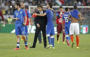Italia ya tiene el sabor de Conte: buen debut 'azzurro' ante Holanda