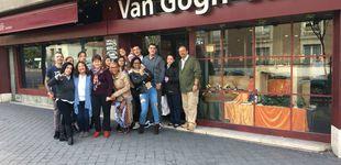 Post de De Galaxia a Van Gogh. Cierra la cafetería que enterró a Tejero