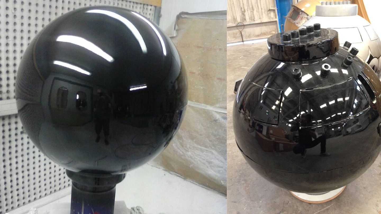La bomba negra de '¡Boom!'. (MatFiser/EL CONFI TV)