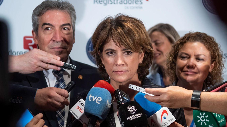 Delgado admite que escribió al ministro de Justicia italiano por el caso Juana Rivas