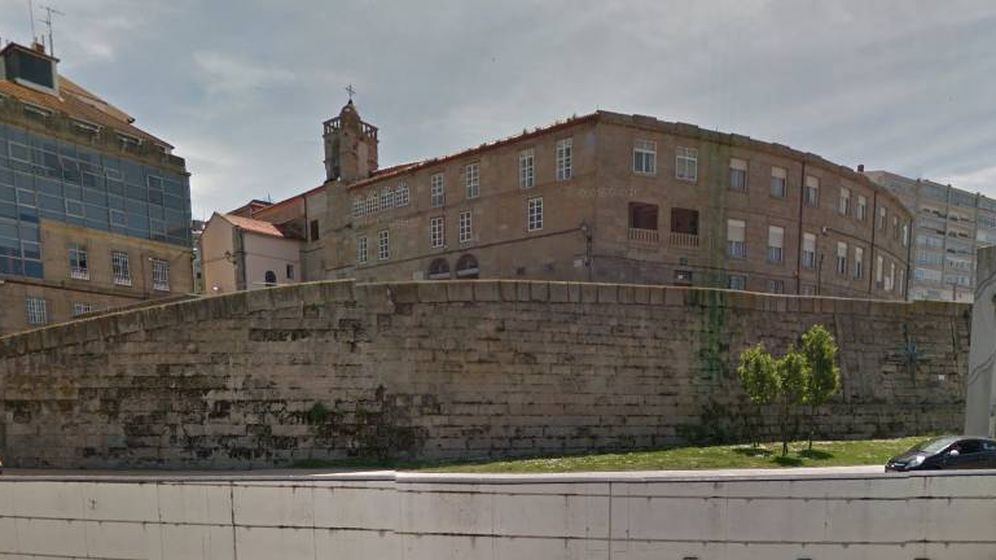 Foto: Hogar San José Vigo. (Google Maps)