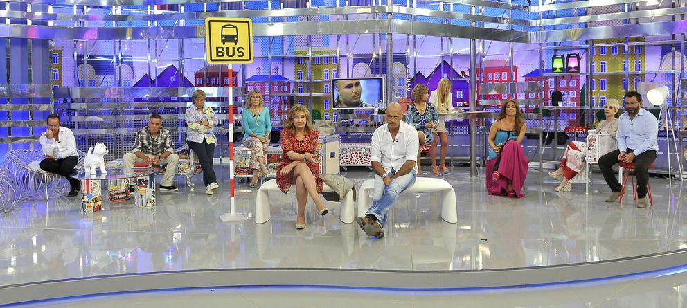 Foto: 'Sálvame', el reality que destronó a 'Gran hermano' en Telecinco