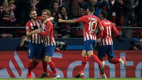 Atlético de Madrid - Mónaco en directo: resumen, goles y resultado del partido