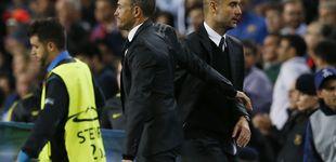 Post de El día en que Luis Enrique se miró en el espejo y vio a Guardiola