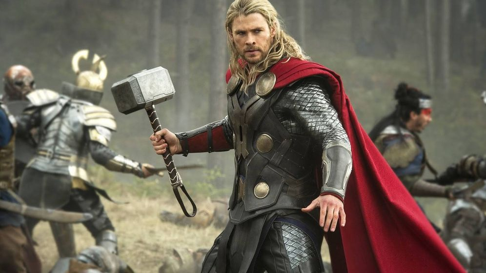 Foto: Chris Hemsworth interpreta a Thor
