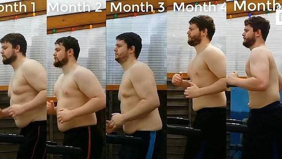 El vídeo que demuestra cómo puedes adelgazar con un simple ejercicio