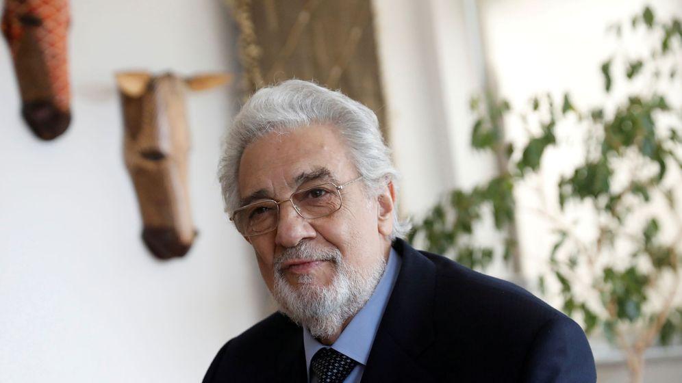 Foto: El cantante de ópera Plácido Domingo. (Reuters)