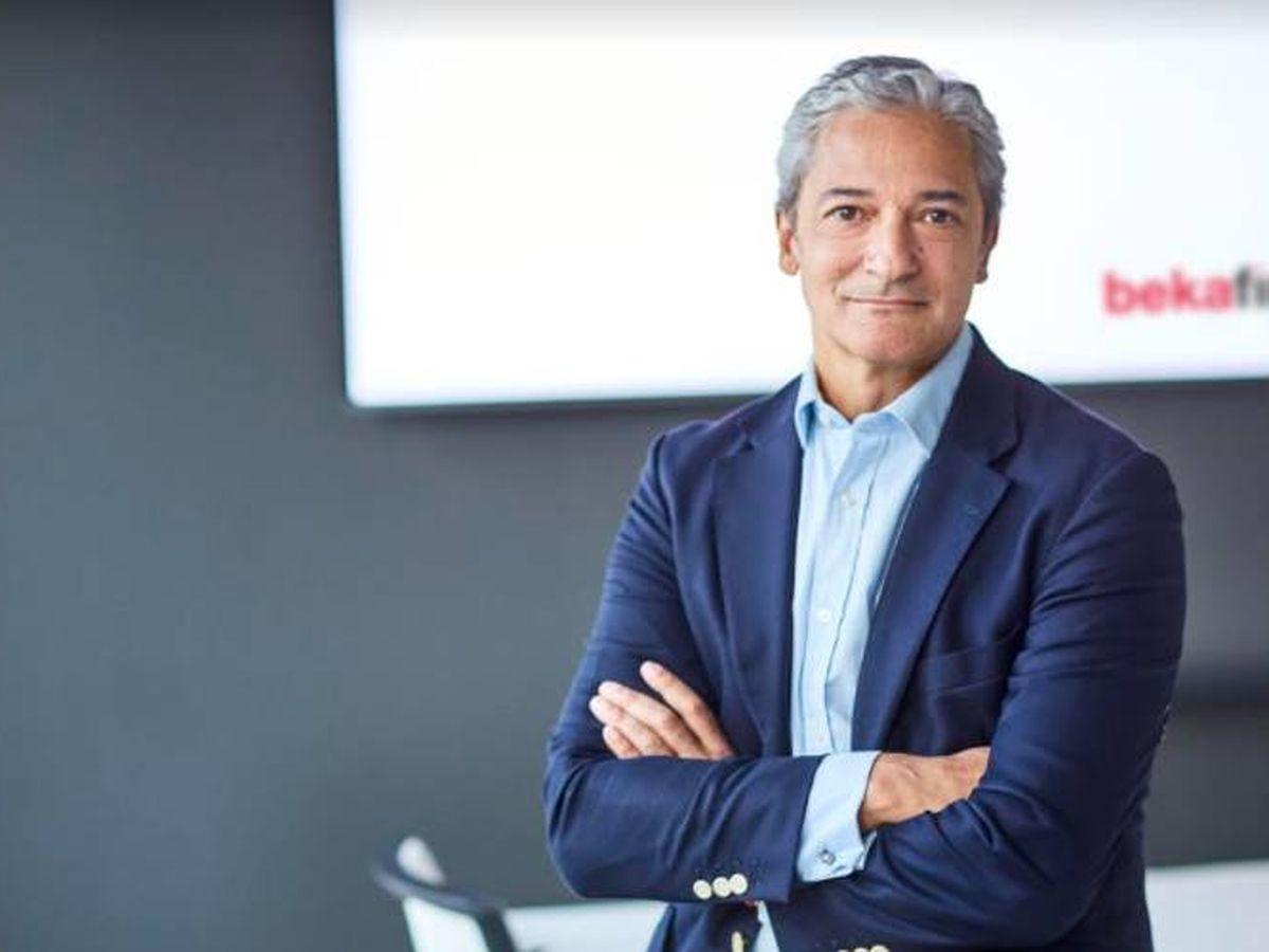 Foto: Carlos Stilianopoulos, CEO de Beka Finance.