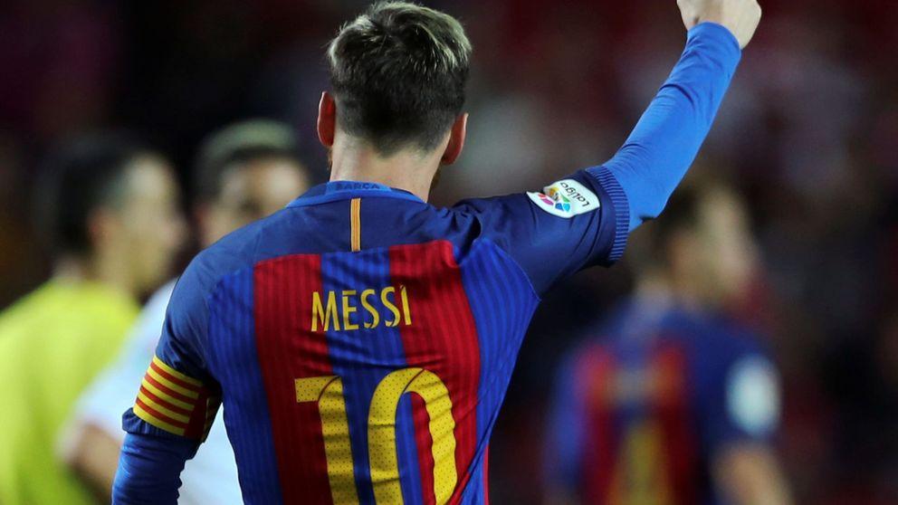Leo Messi y la teoría del frutero del Mercat de la Boquería