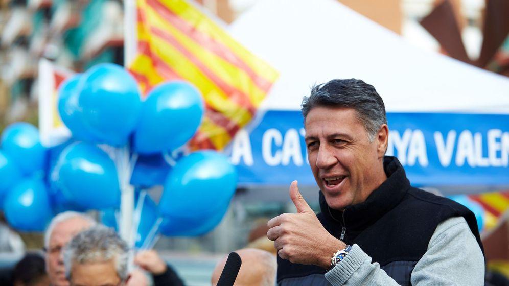 Foto: El presidente del PPC y candidato a la Generalitat, Xavier García Albiol. (EFE)