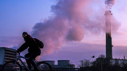 Contaminación en Macedonia y Theresa Mary visita China: el día en foto