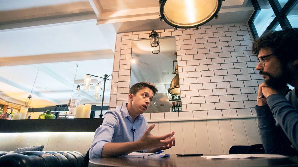 Íñigo Errejón: Cs ha decidido ya que quiere ser de mayor y es ir de la mano de Vox