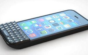 Typo, una funda que le añade al iPhone lo mejor de Blackberry