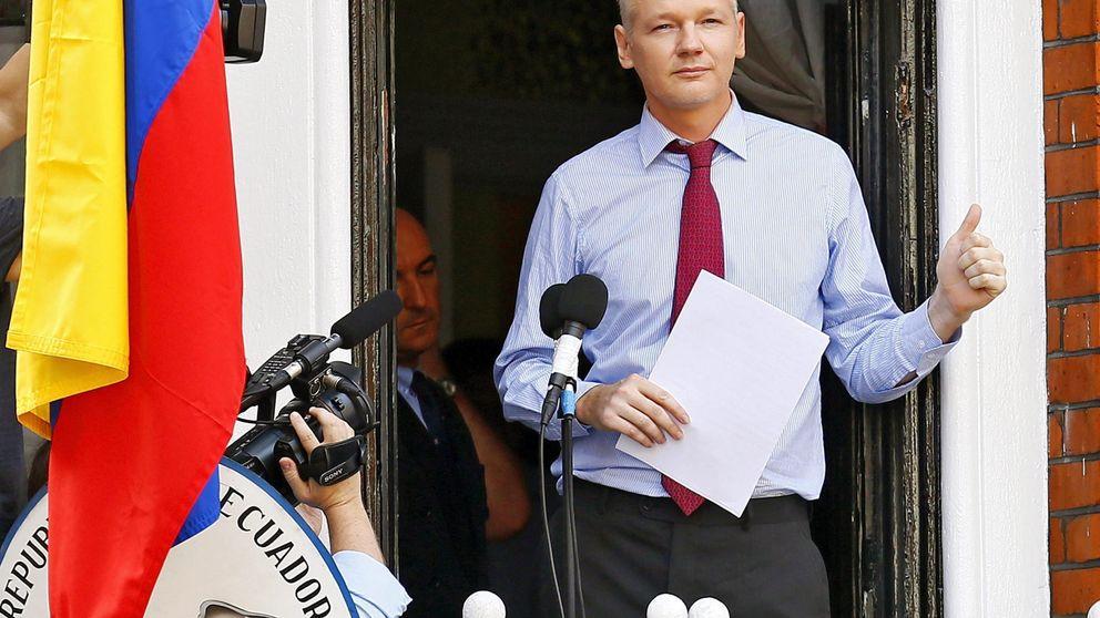 La Fiscalía sueca archiva parcialmente la investigación sobre Assange