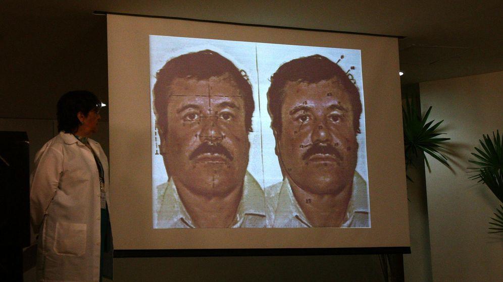 Foto: Joaquín 'El Chapo' Guzmán en una imagen de archivo. (EFE)