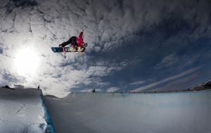 Queralt, una 'rider' más conocida en Japón que en España, ya mira a Sochi