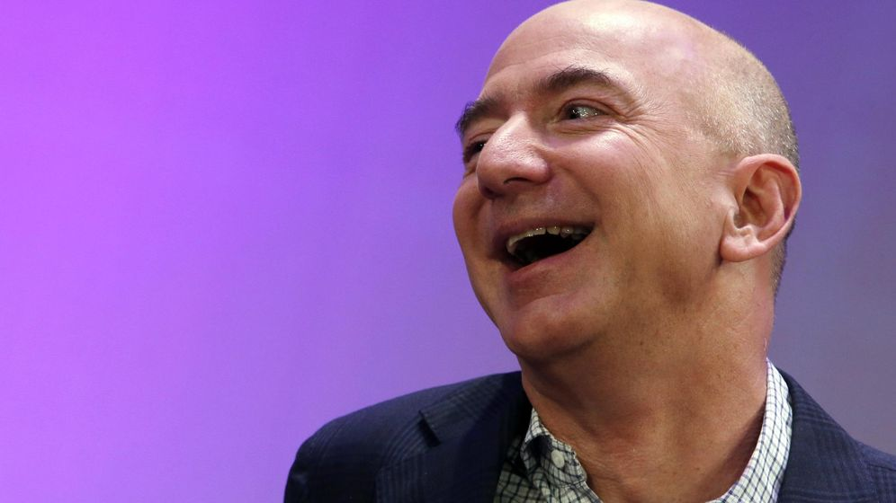 Foto: Entre los proyectos de Bezos se encuentra un reloj que debería funcionar durante 10.000 años. (Reuters)