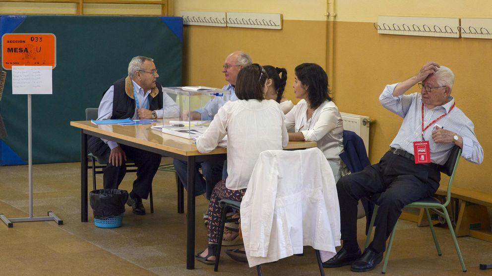 Más de 1,7 millones de vascos están llamados a las autonómicas de Euskadi