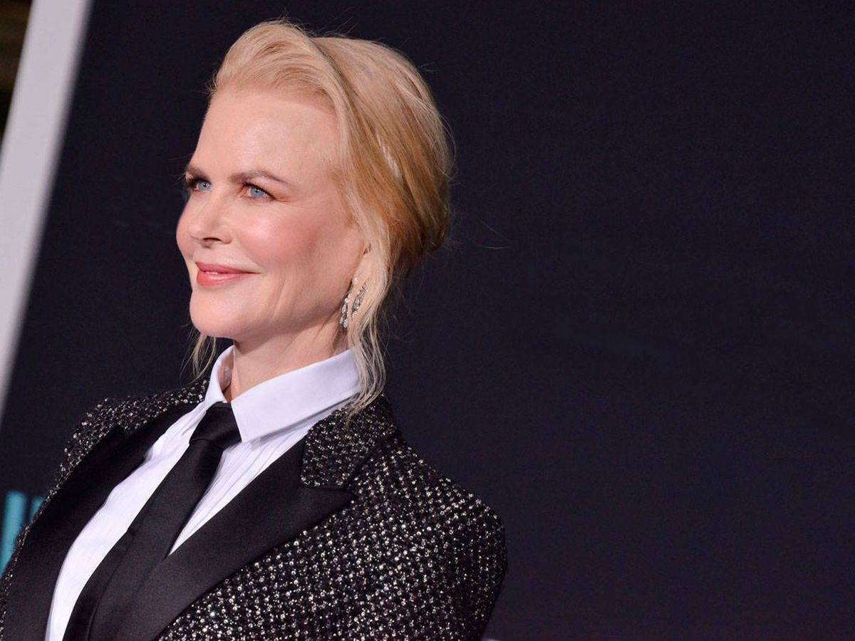 Foto: Nicole Kidman, en el estreno de 'Bombshell'. (Cordon Press)