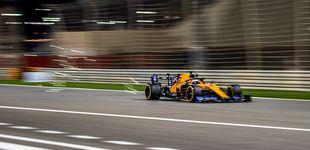Post de La resurrección de Carlos Sainz y McLaren o cómo partir a Red Bull y Haas por la mitad