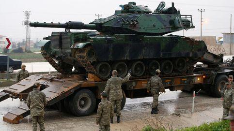 Cazas turcos bombardean Afrín: Erdogan busca impedir un estado kurdo en Siria