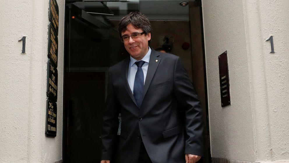 Ofensiva en medios de ERC y PDeCAT  para pedir a Puigdemont  que se marche