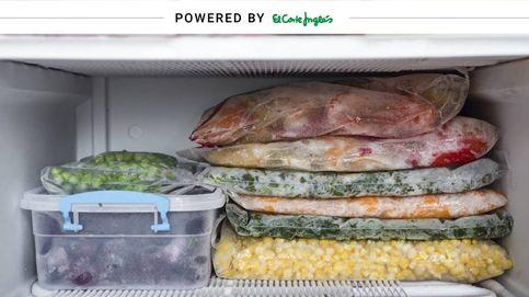 Así puedes congelar los alimentos para evitar que se estropeen
