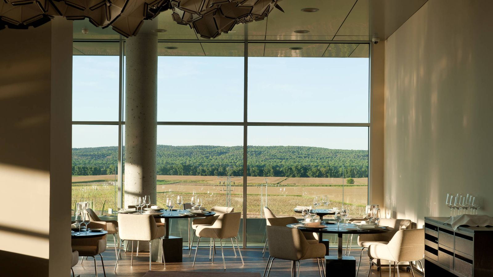 Foto: ¿Te imaginas cenar en Nochevieja aquí, en el hotel bodega y spa Valbusenda (Toro, Zamora)?
