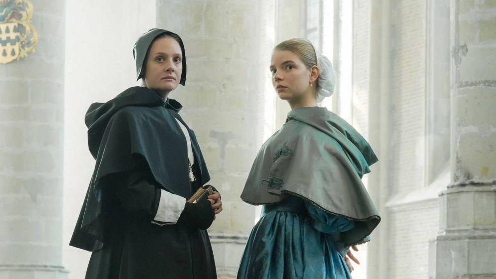 Foto: Romola Garai y Anya Taylor Joy, protagonistas de 'The Miniaturist'.