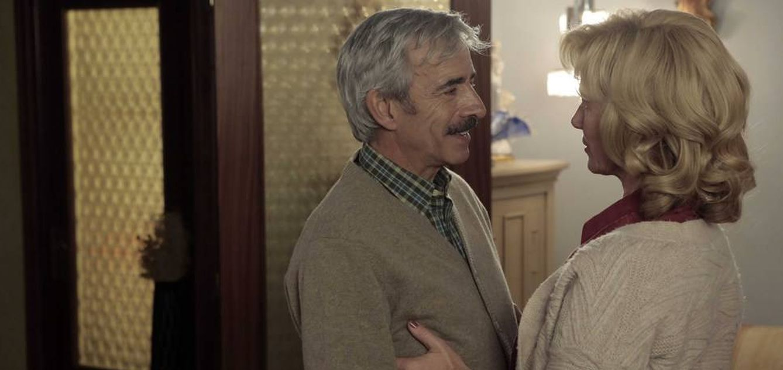 Foto: Antonio Alcántara y Merche en 'Cuéntame cómo pasó' (TVE)