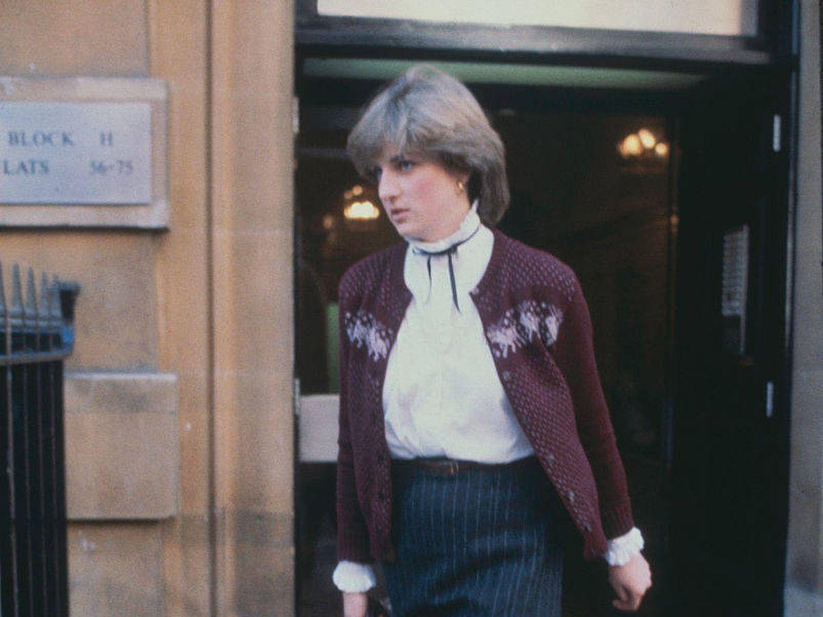 Foto: Lady Di en 1980. (Getty Images)