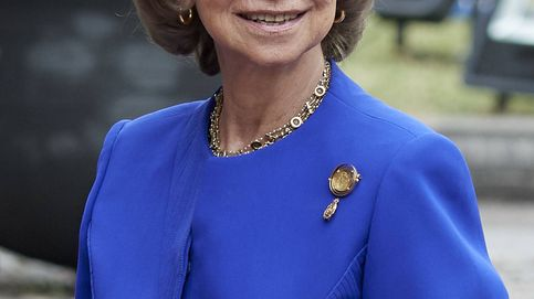 Los discretos peluqueros de la reina Sofía que han 'congelado' su imagen