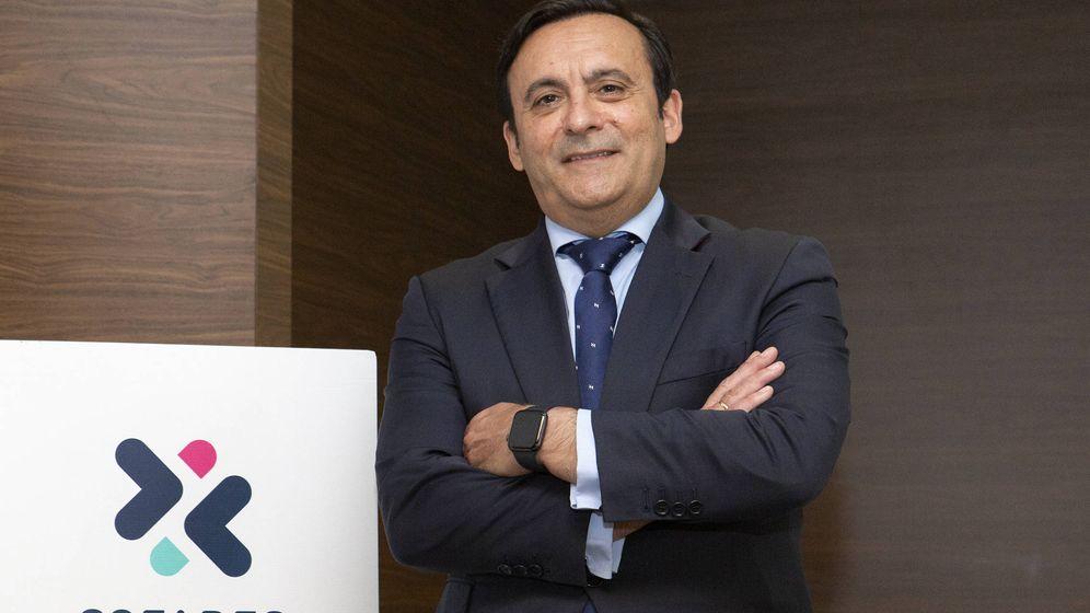 Foto: Eduardo Pastor, presidente de Cofares.