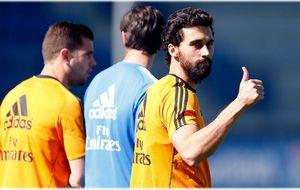 El Madrid recupera a casi todos sus hombres en el momento clave